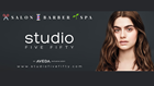 Studio 550 Salon and Spa