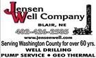 Jensen Well
