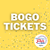 B.O.G.O. Adult Admission-Best Friend's Day Ticket Special!
