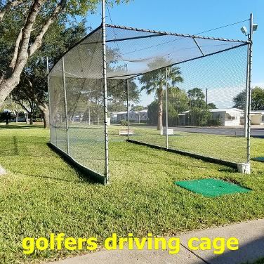Driving Cage