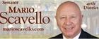 State Senator Mario M. Scavello