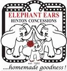 Elephant Ears - Hinton Concessions