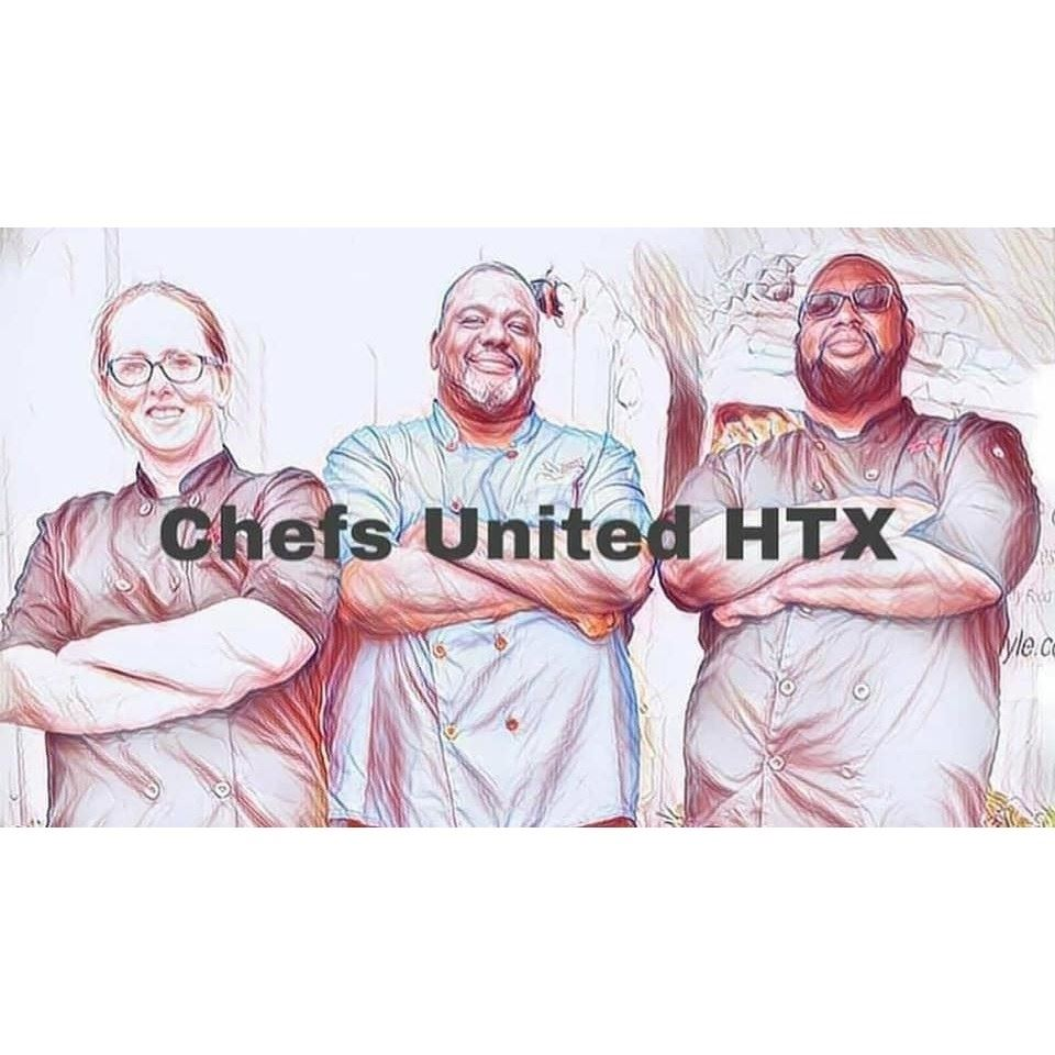 Chefs United HTX with Chef Kevin Mason (Mason's Creative Catering) in partnership with Chef Jennifer Burnett (JBistro Style)