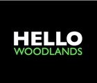 Hello Woodlands Logo