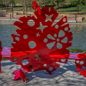 Winning Artists and Designs Selected for  Phase IV Art Bench Project
