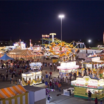 """South Texas State Fair """"It Does A Body Good"""""""