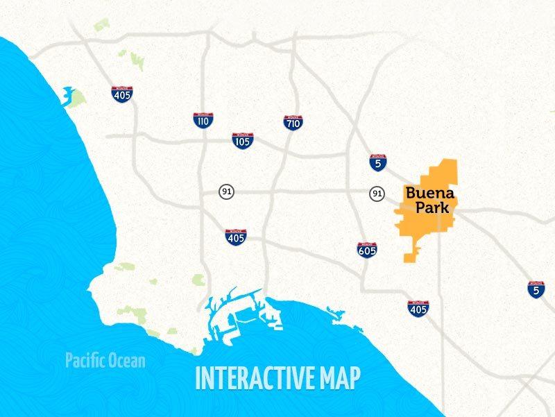 Visit Buena Park Official Site